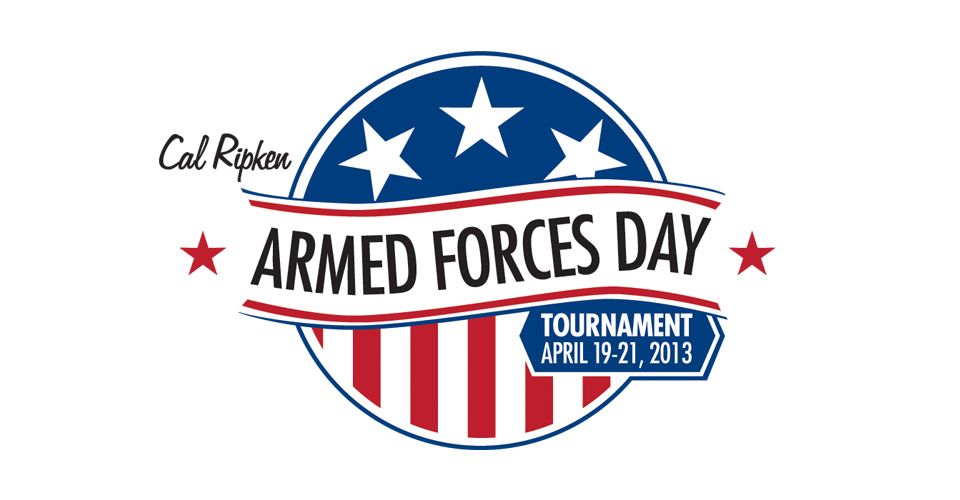 Cal Ripkin Armed Forces Day